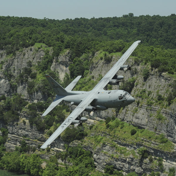 Jay's C130H near Little Rock, AR