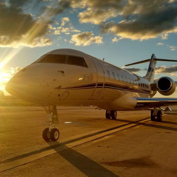 Fernando - Bombardier 6000